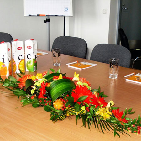 Meeting of the Board, Multon (producer of Coca-Cola, juice Rich, Nico and others)